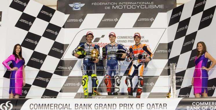 qatar podium rossi marquez lorenzo