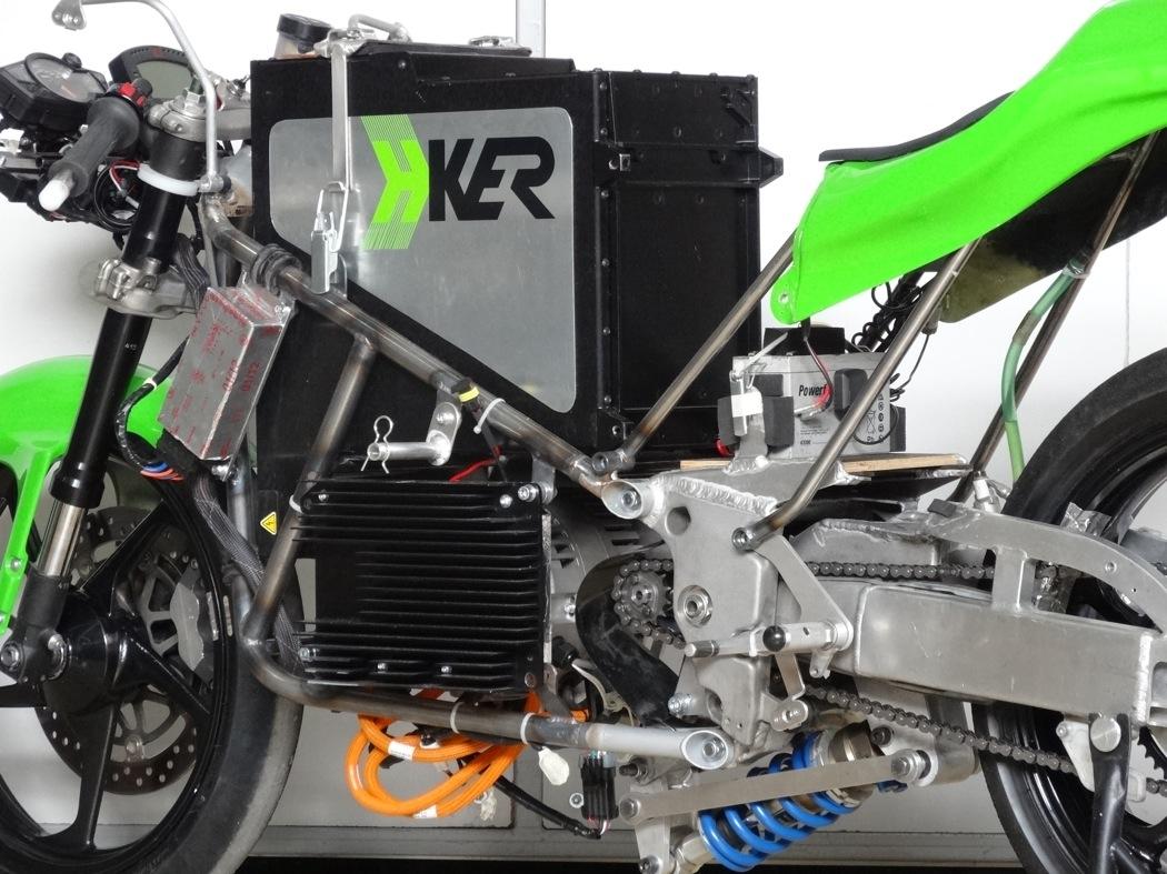 Le moteur de la H-Ker First
