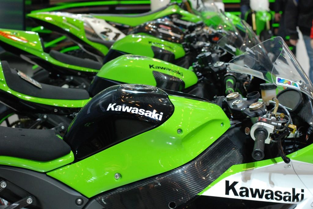 kawazaki gamme