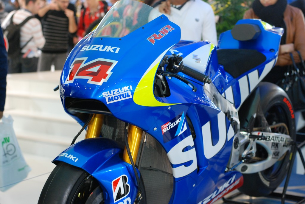 suzuki randy de puniet 14