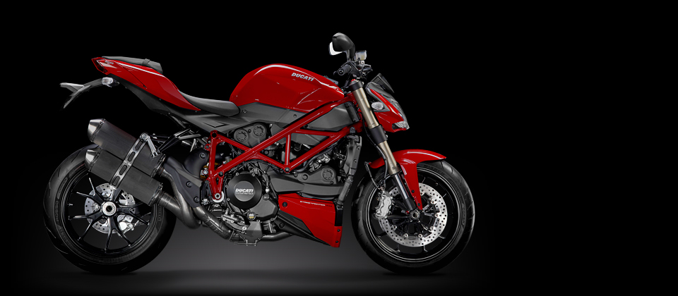 Ducati Steetfighter 848