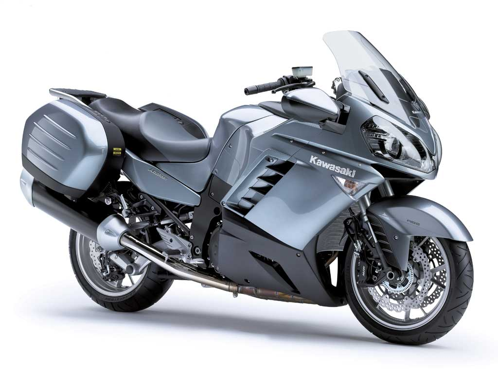 Kawasaki 1400 GTR