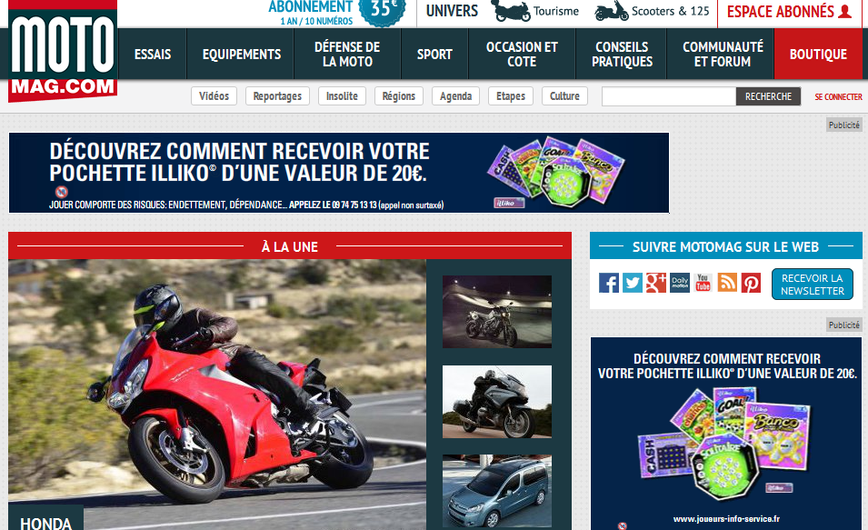motomag nouvelle version