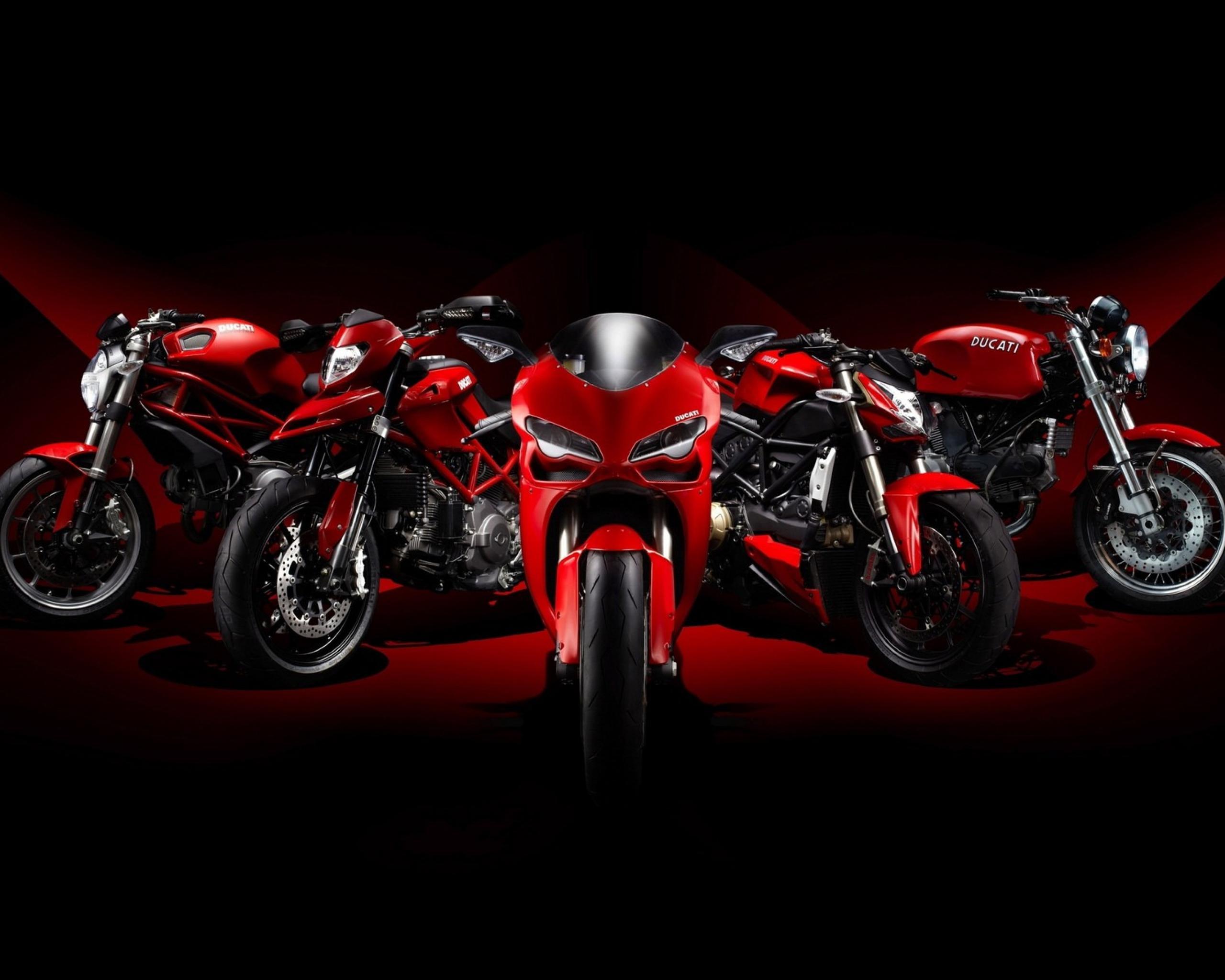 Fond d'écran Ducati