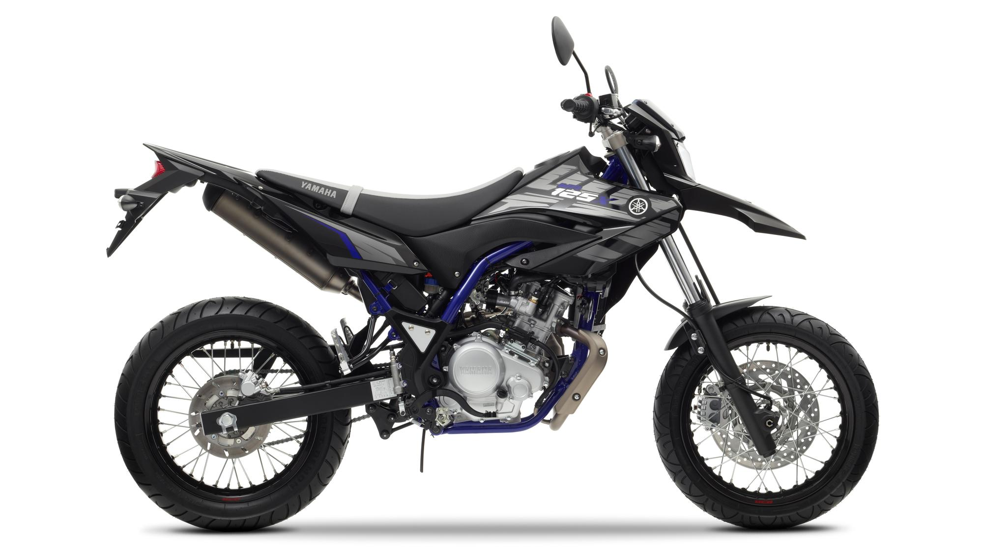 yamaha wr125r fiche technique avis et prix la poign e dans l 39 angle. Black Bedroom Furniture Sets. Home Design Ideas