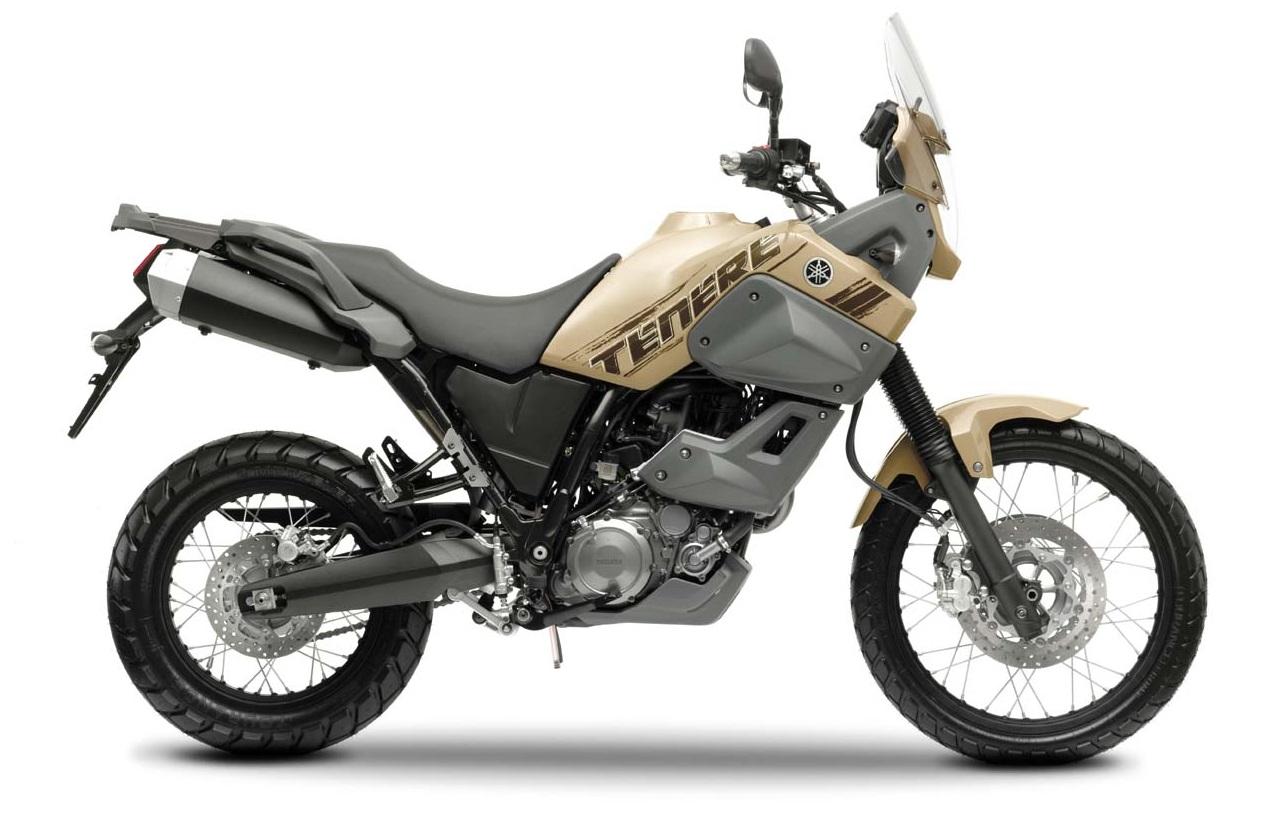 Yamaha xt660z Ténéré