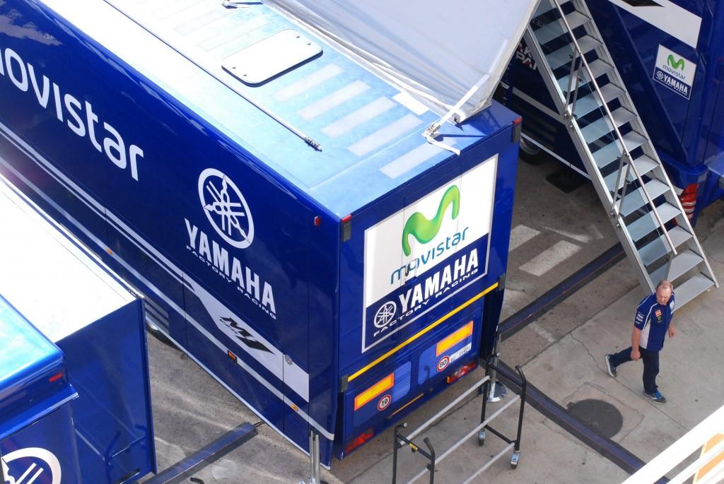 Chez Yamaha