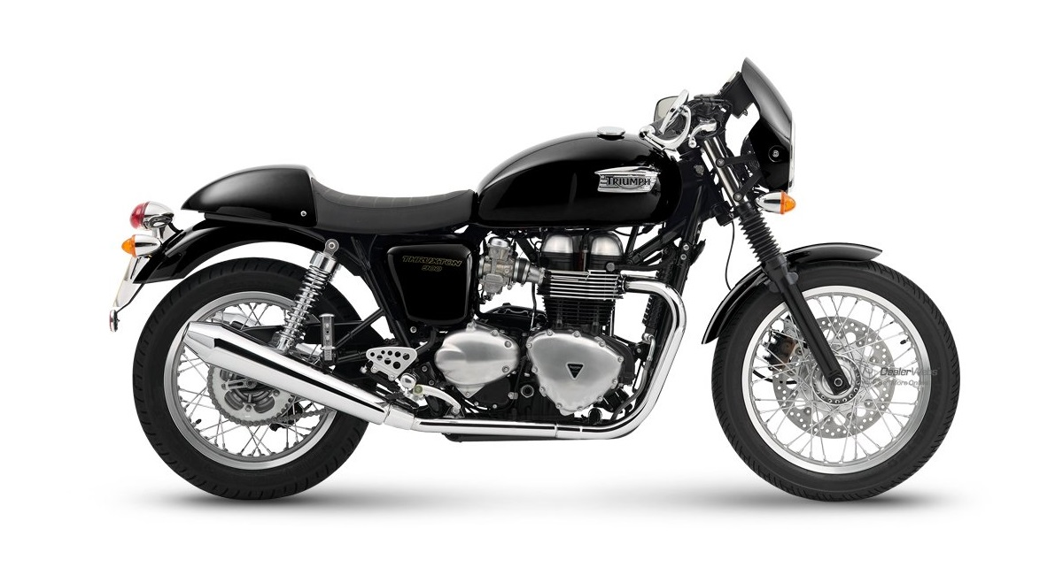 triumph thruxton fiche technique avis et prix la poign e dans l 39 angle. Black Bedroom Furniture Sets. Home Design Ideas
