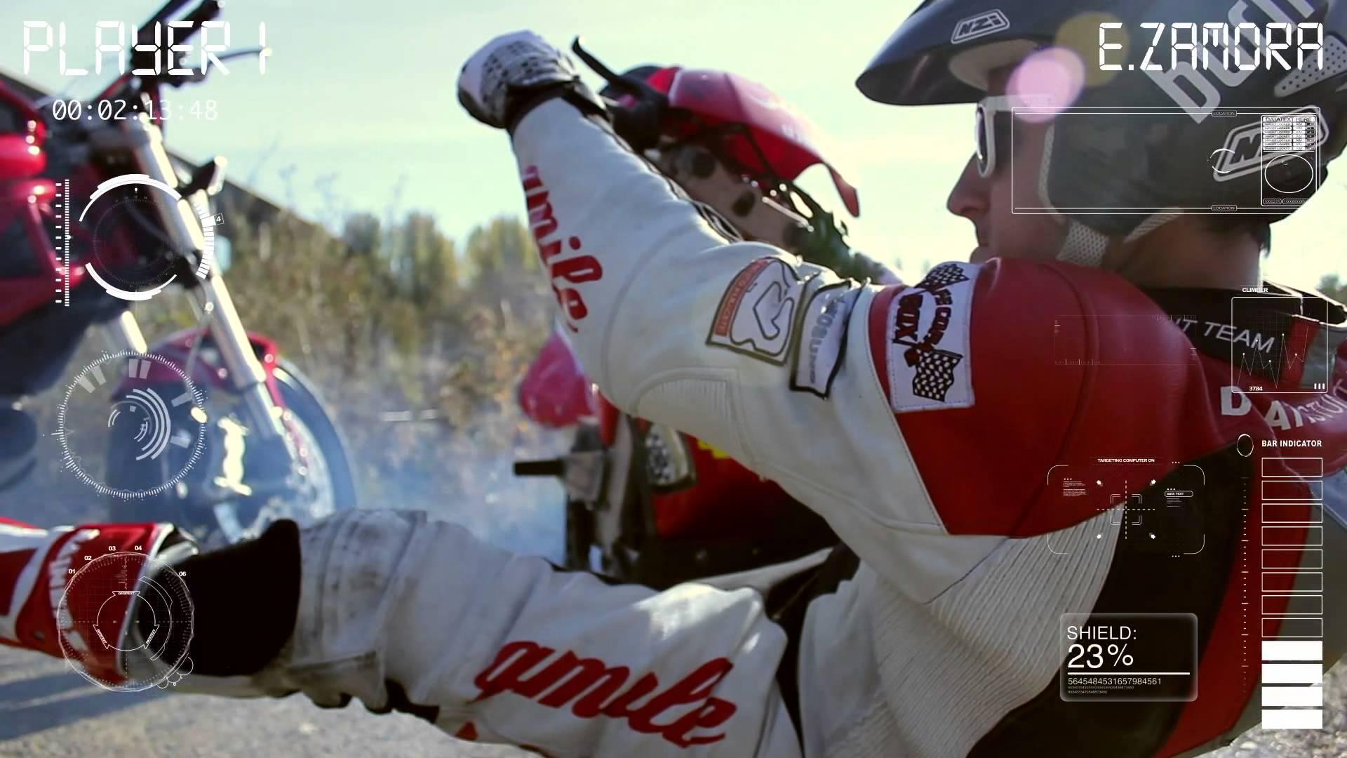 Le stunt aussi facile que dans un jeu vid o la - Jeu moto gratuit facile ...