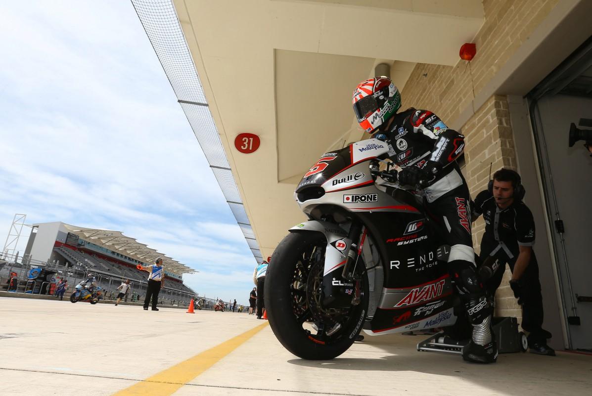 Moto2 : Johann Zarco