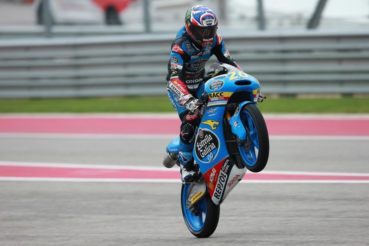 Moto3 : Fabio Quartararo