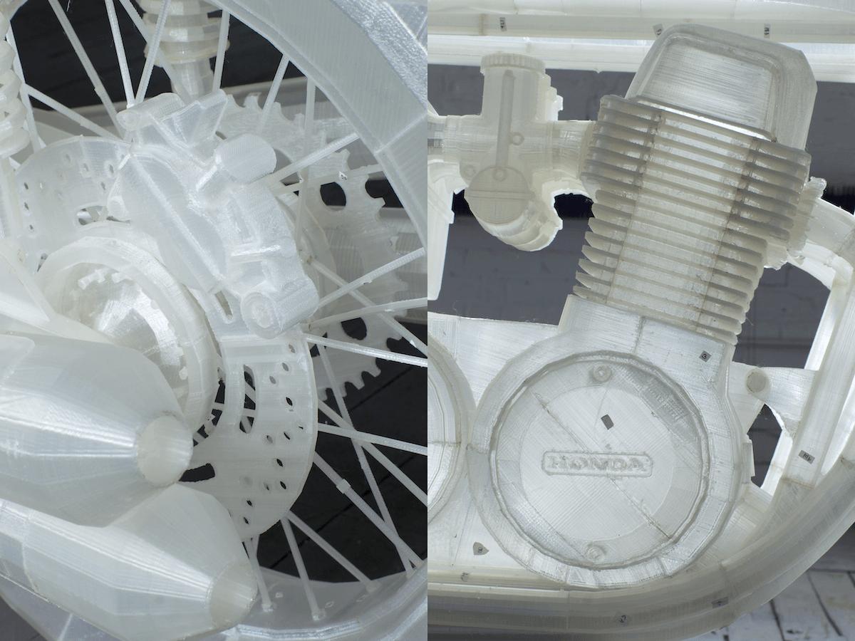 cb500 -imprimante 3D