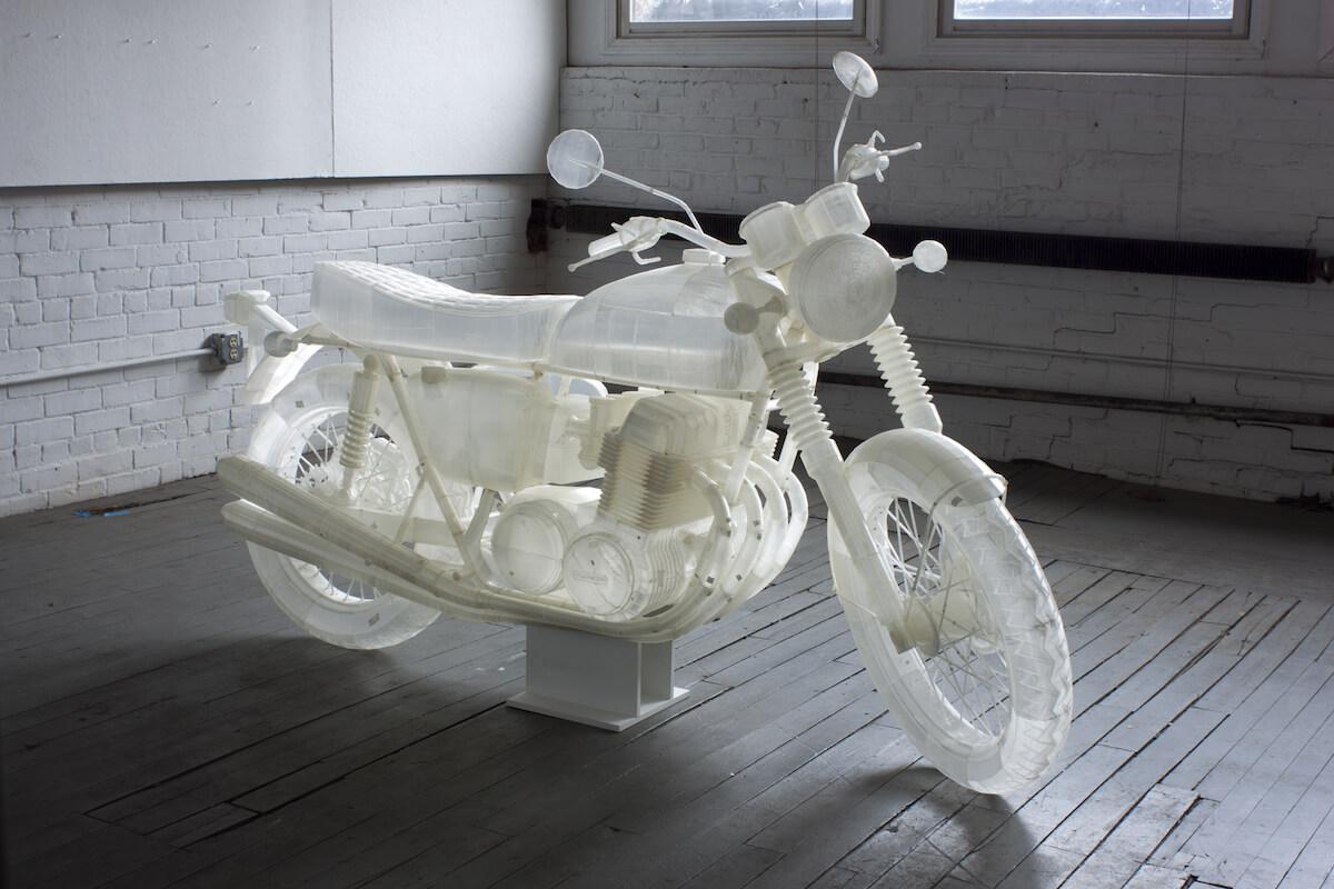 moto imprimante 3D
