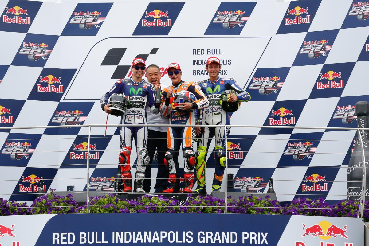 indy motogp podium 2015