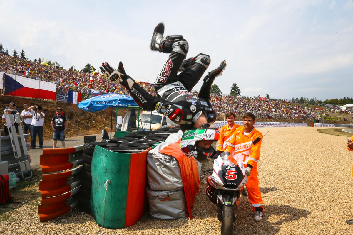 zarco backflip