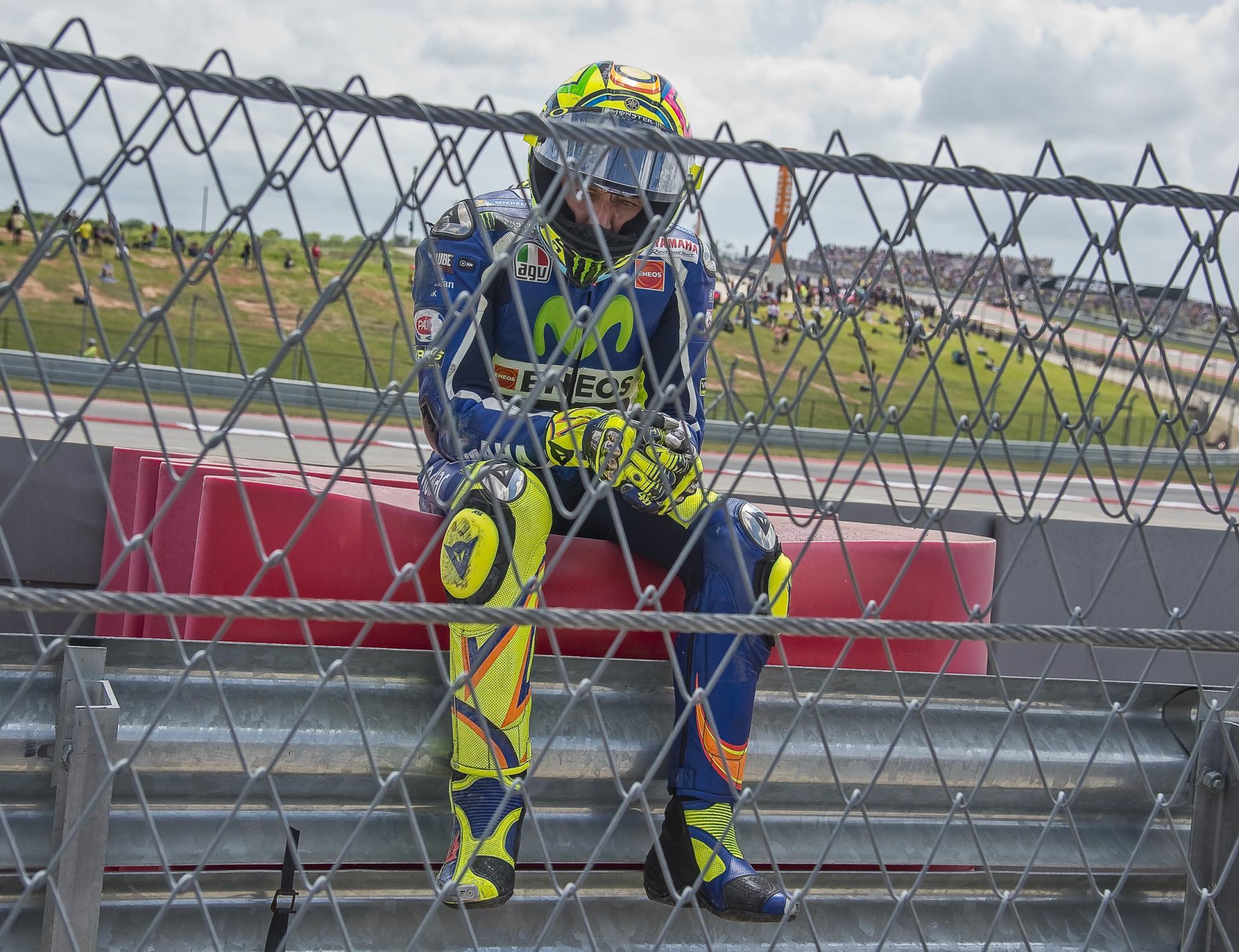 MotoGP 2016 : Grand prix des Amériques | La poignée dans l'angle