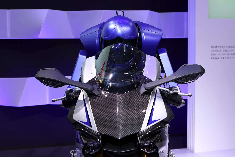 motobot robot moto