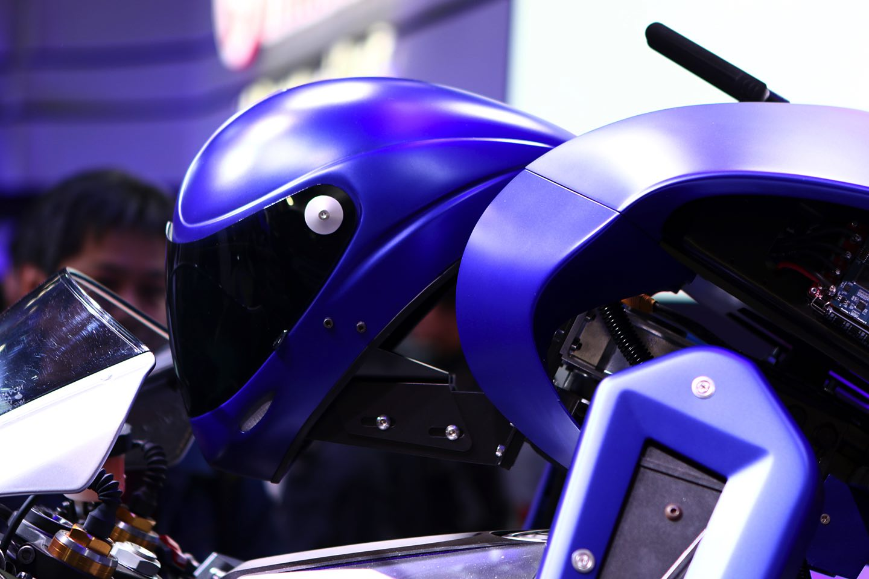 motobot développement moto