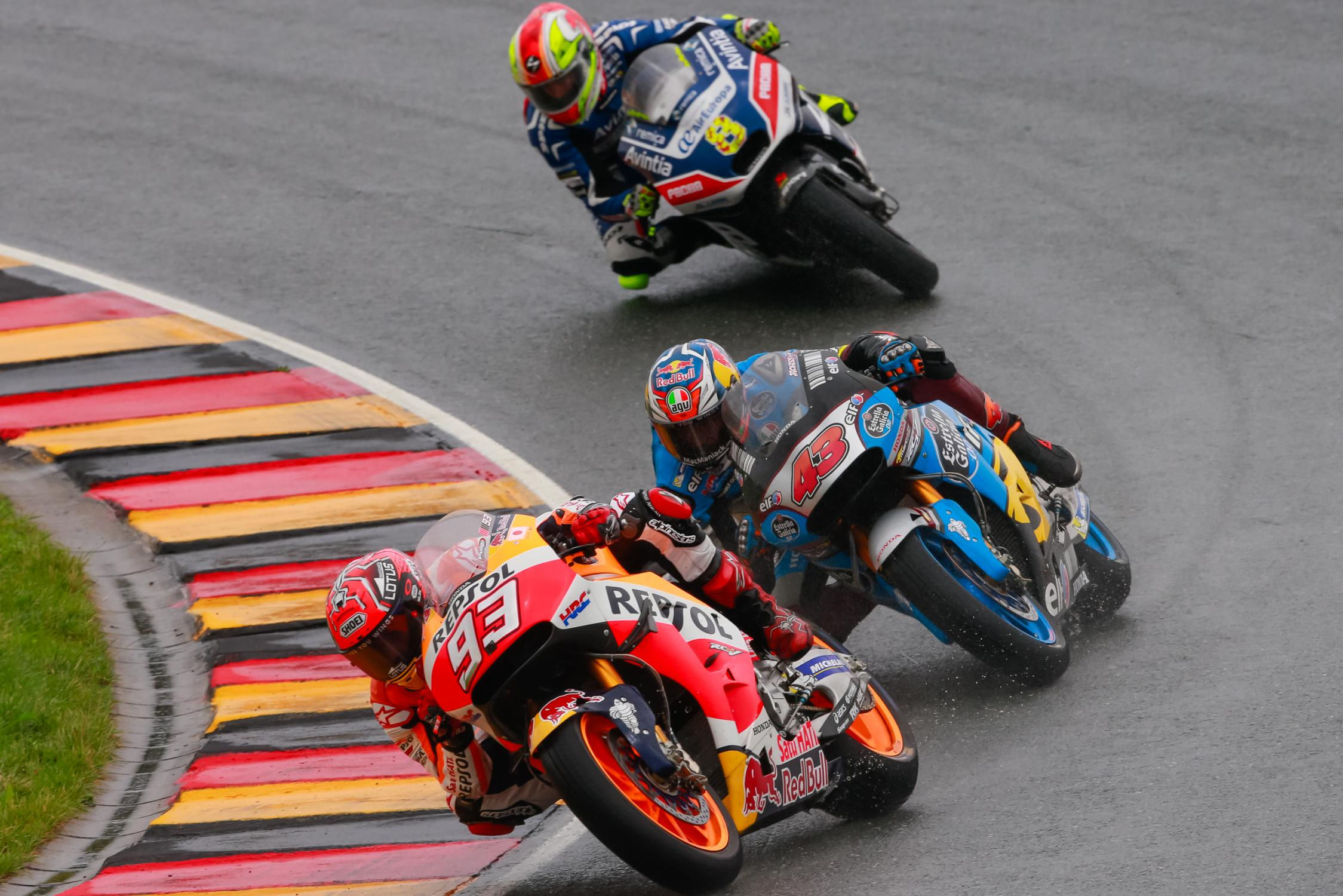 jack miller fight marc marquez
