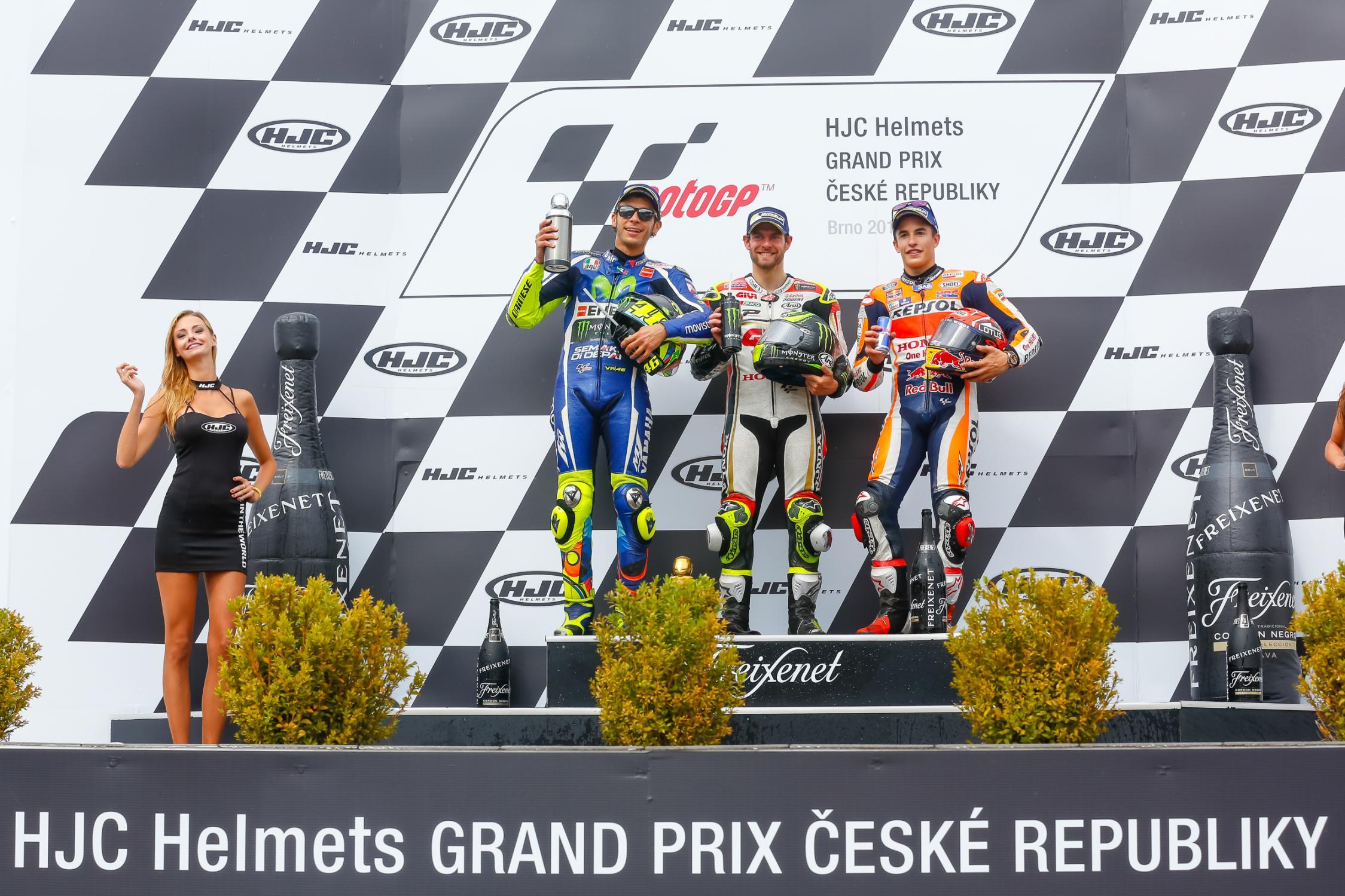 brno motogp 2016 podium
