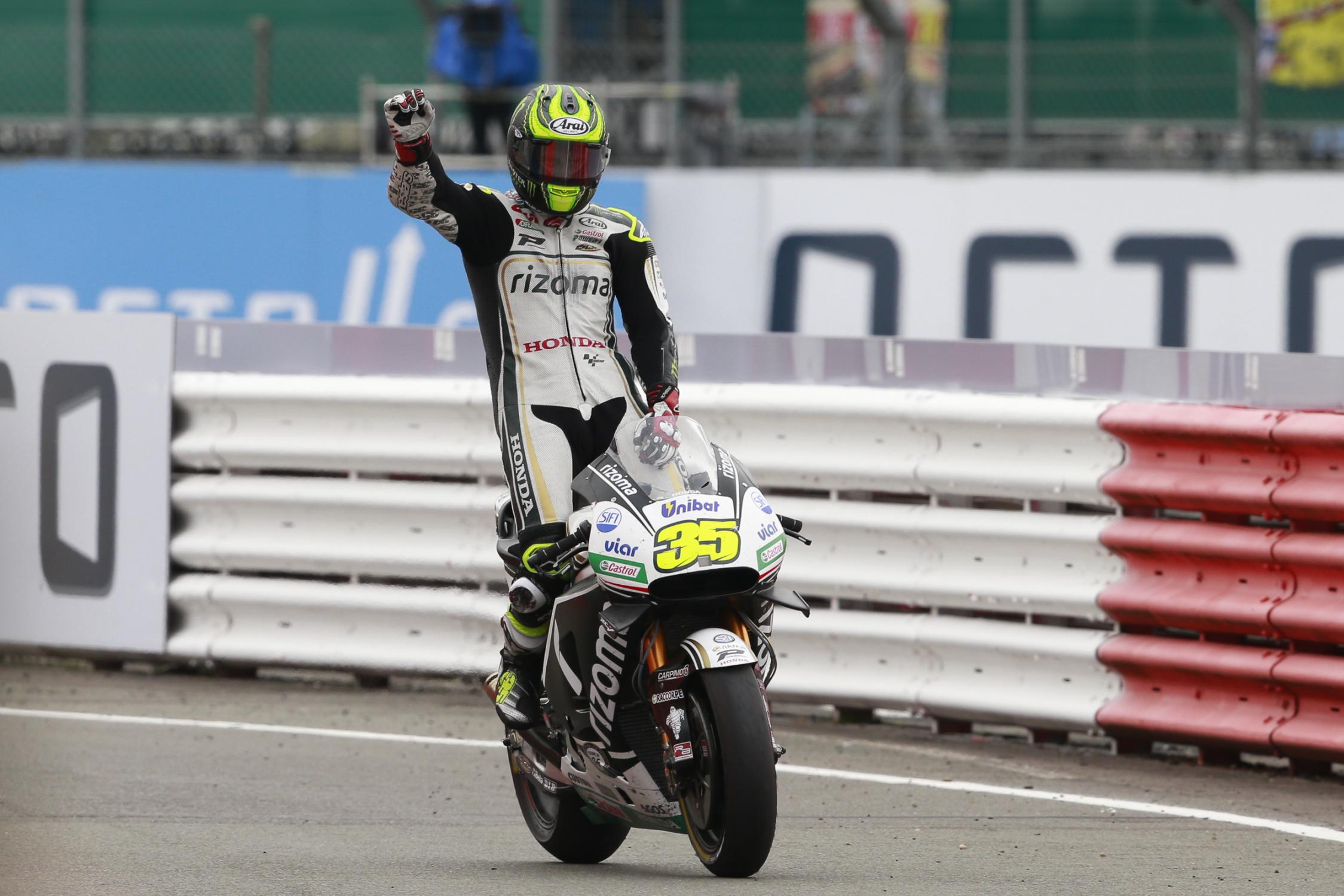 cal crutchlow silverstone