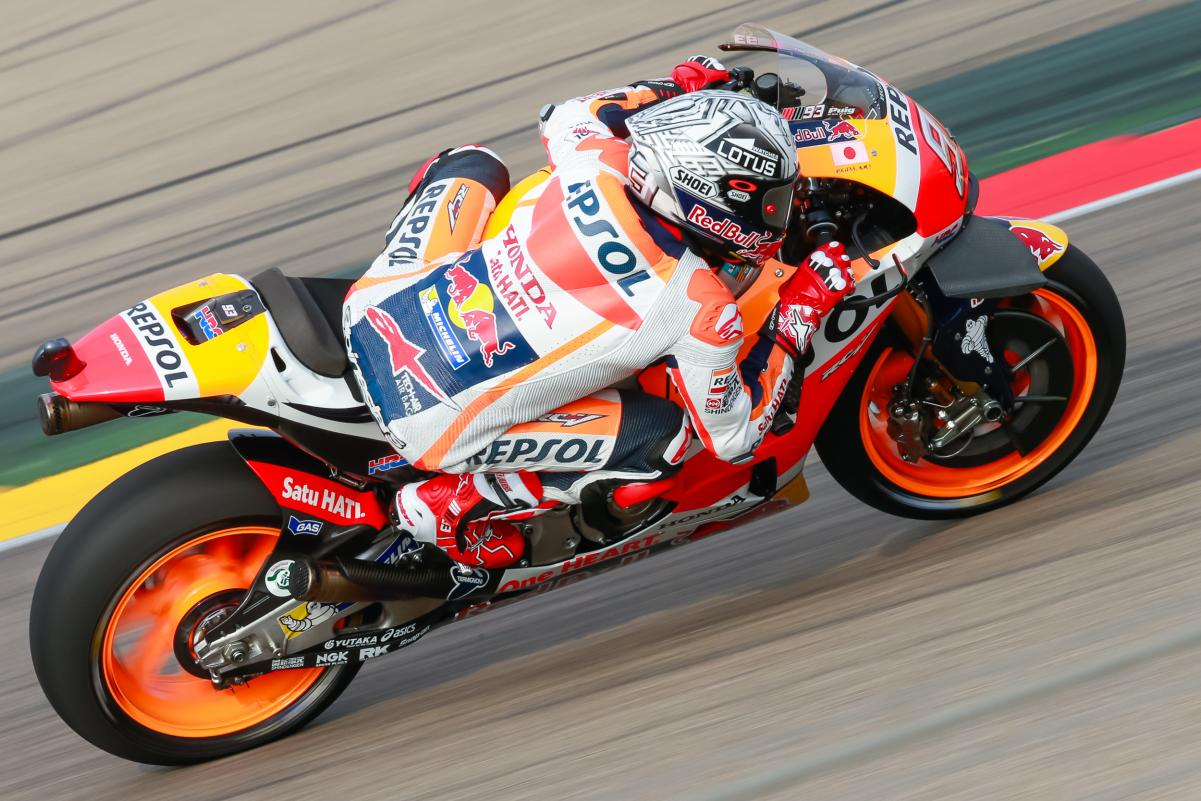 marc marquez background