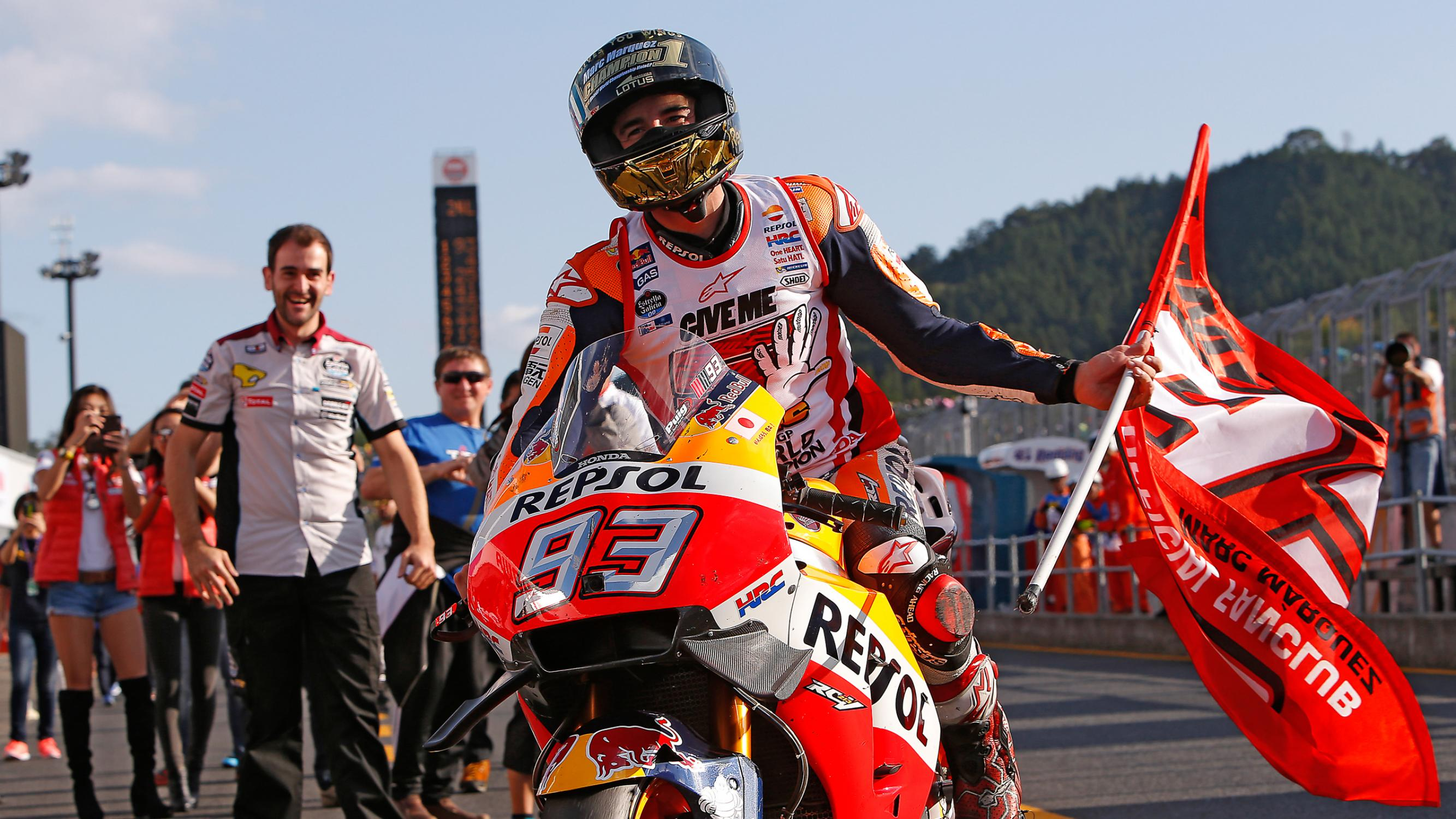 marquez world champion