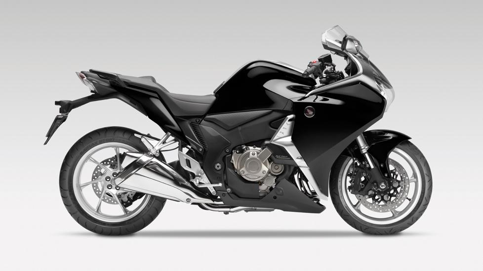 Honda VFR 1200 максимальная скорость #7
